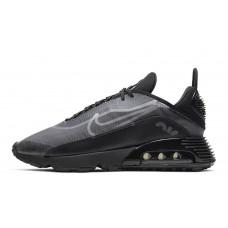 Nike Air Max 2090 Triple Black Grey
