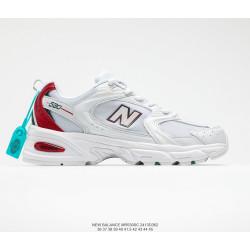 New Balance 530 White Red