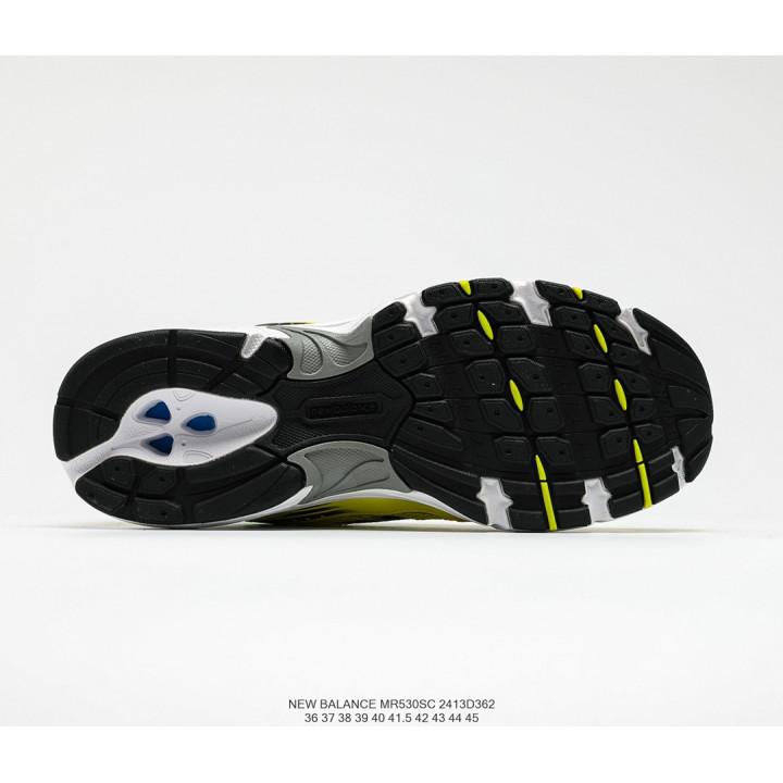 Кроссовки New Balance 530 жовті з чорним