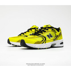 New Balance 530 Yellow Black