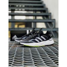 Adidas Future Flow Black/White/Green