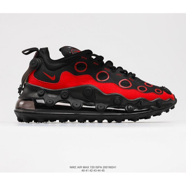 Кроссовки Nike Air, 720 ISPA Undercover з червоним