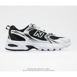 New Balance 530 Black White new color