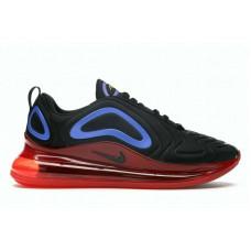 Nike Air Max 720  Black Blue Red AO2924 014