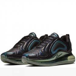 "Nike air max 720 ""Throwback Future"" Black Metallic Green"