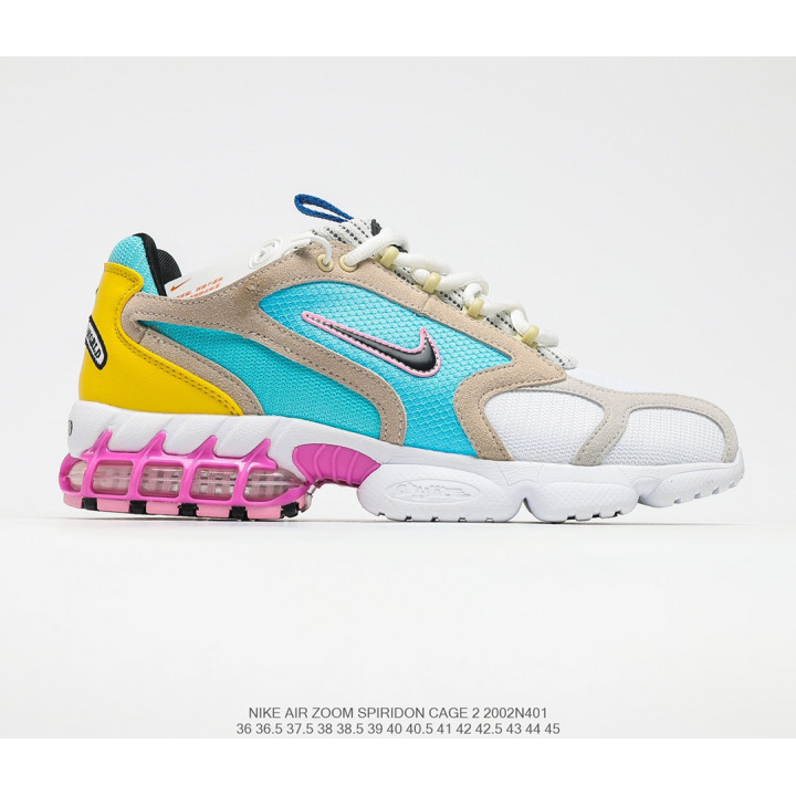 Nike Air Zoom Spiridon Cage 2 Stussy Мульти