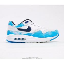 Nike Air Max 87 White Blue