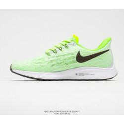 Nike Air Zoom Pegasus 36 салатовий