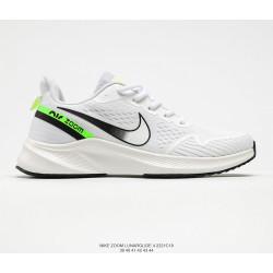 Nike LUNARGLIDE +4 white green