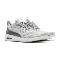Nike Air Max Thea Ultra FK Flyknit Pale Grey