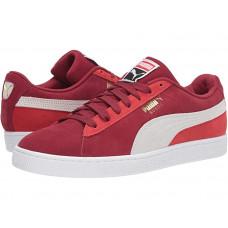 Puma Suede Classic красные V2