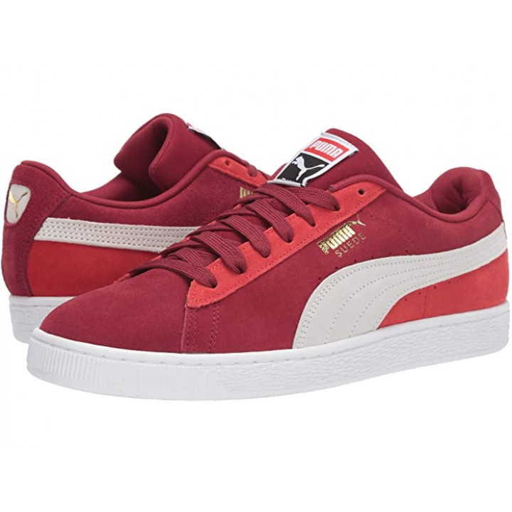 Кроссовки Puma Suede Classic, красный