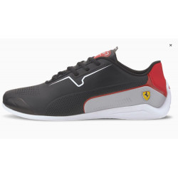 Новые кроссовки Puma Scuderia Ferrari Drift Cat 8 Motorsport Shoes черные