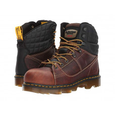 Dr. Martens Camber Alloy Toe Brown Soft