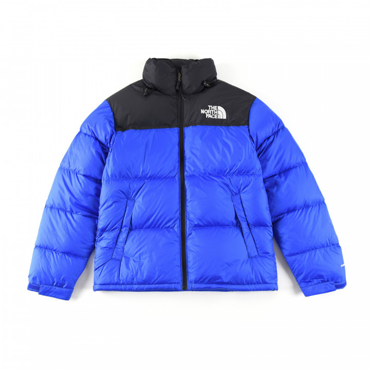 Куртка зимняя The North Face синяя 1996 Nuptse