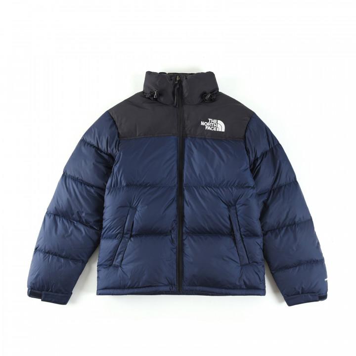Куртка зимняя The North Face темно синий  1996 Nuptse