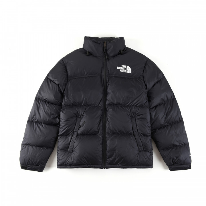 Куртка зимняя The North Face черная 1996 Nuptse