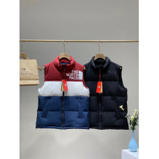 Жилет The North Face red/blu new 2020