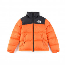 Куртка The North Face 1996 Nuptse 4NCH ICON orange