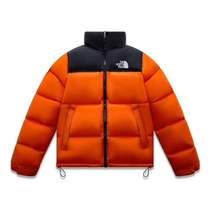 Куртка зимняя The North Face оранжевый 1996 Nuptse