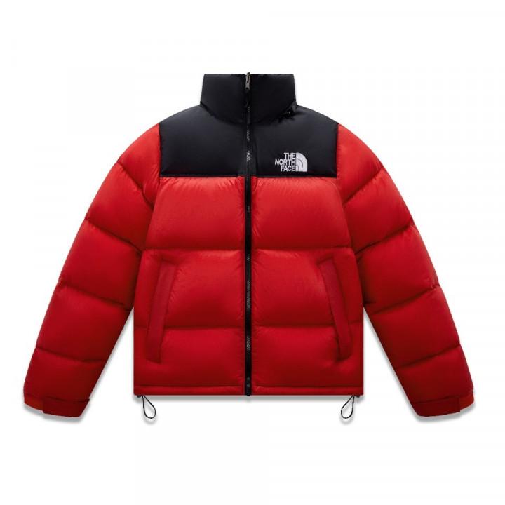 Куртка зимняя The North Face красный 1996 Nuptse
