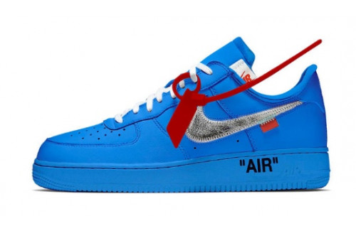 New Nike Air Force 1 Aren't Releasing at MCA Opening
