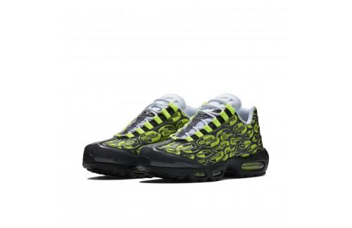 Blog Nike Air Max 95 Premium BLACK/VOLT
