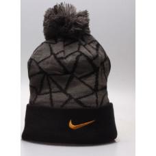 Шапка Nike коричневый