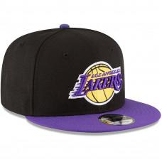 Кепка с прямым козырьком Lakers
