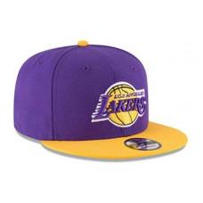 Кепка с прямым козырьком Lakers OTC 2 Tone