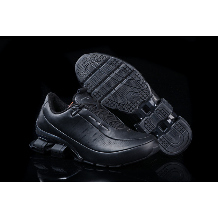 Кроссовки Adidas Porsche P5000 BOUNCE S4 LEATHER all black