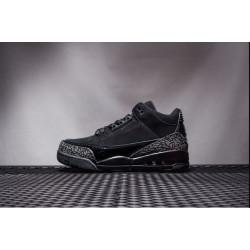 Nike Кроссовки Air Jordan 3 Retro черные