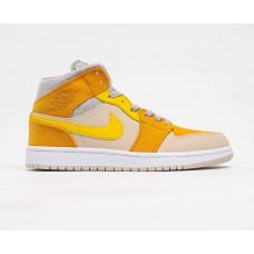 Air Jordan 1 yellow/orange new color 2020