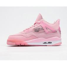 Кроссовки Air Jordan 4 Retro розовые