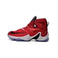 NIKE LEBRON JAMES XIII red