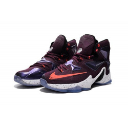 NIKE LEBRON JAMES XIII dark violet