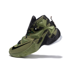 NIKE LEBRON JAMES XIII haki
