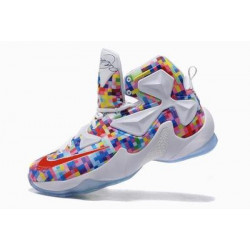 NIKE LEBRON JAMES XIII multi color