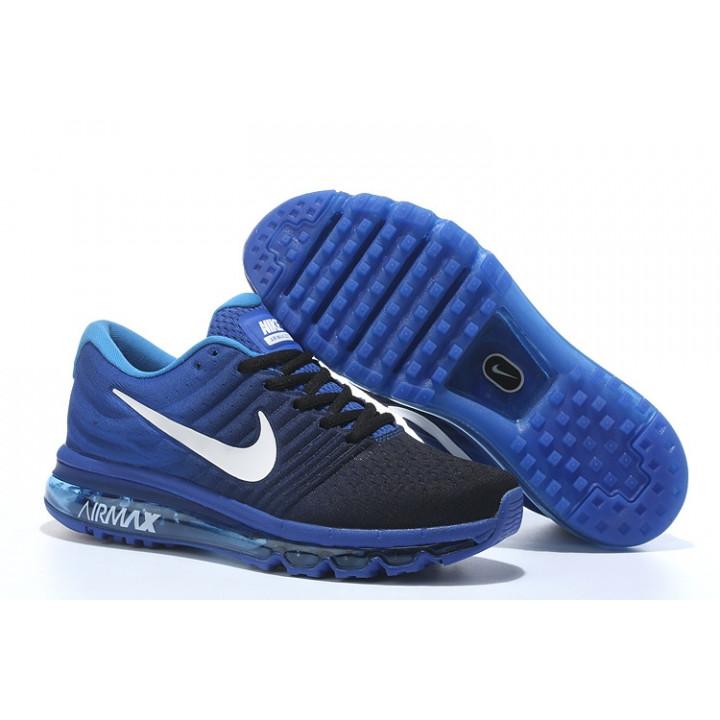 Nike Air Max 2017 с синим