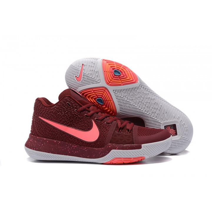Nike Kyrie Irving 3 dark red