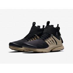 Nike Air Presto Mid Acronym черные