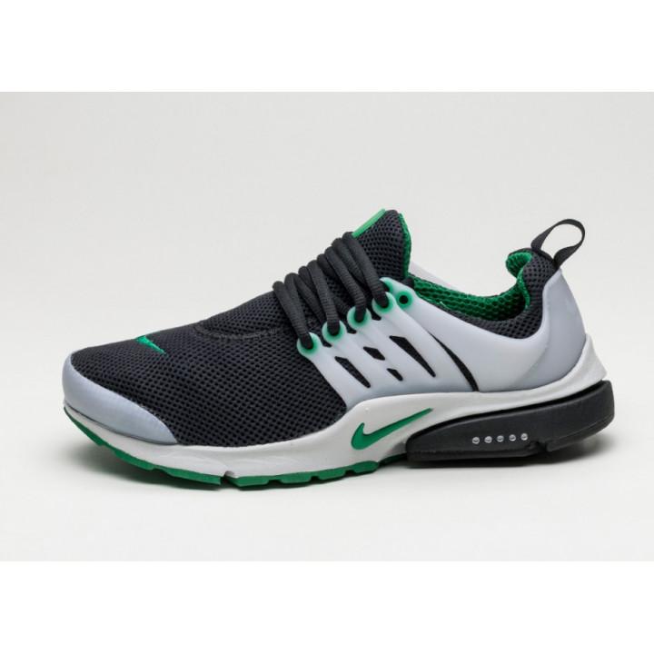 Nike presto black/green 17