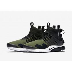 Nike Air Presto Mid Acronym хаки