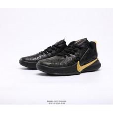 Nike Mamba Focus kobe EP черный