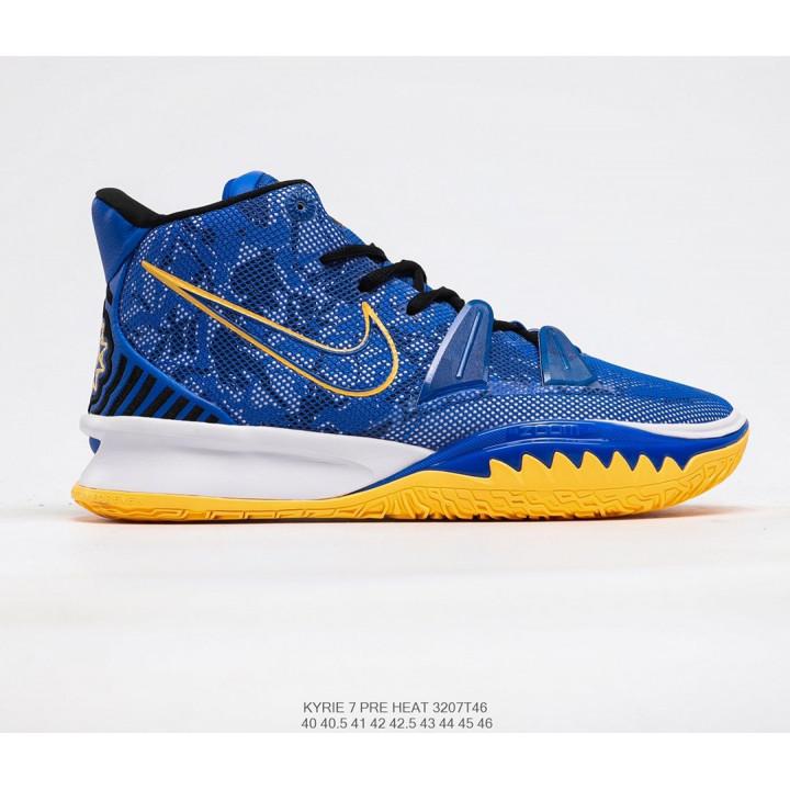 Nike Kyrie Irving 7 сині з жовтим