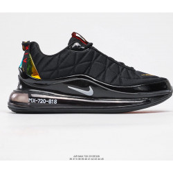 Nike Air Max 720-818 BLACK Gold