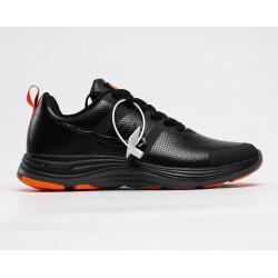 Nike Zoom Pegasus +30X черные с оранжевым