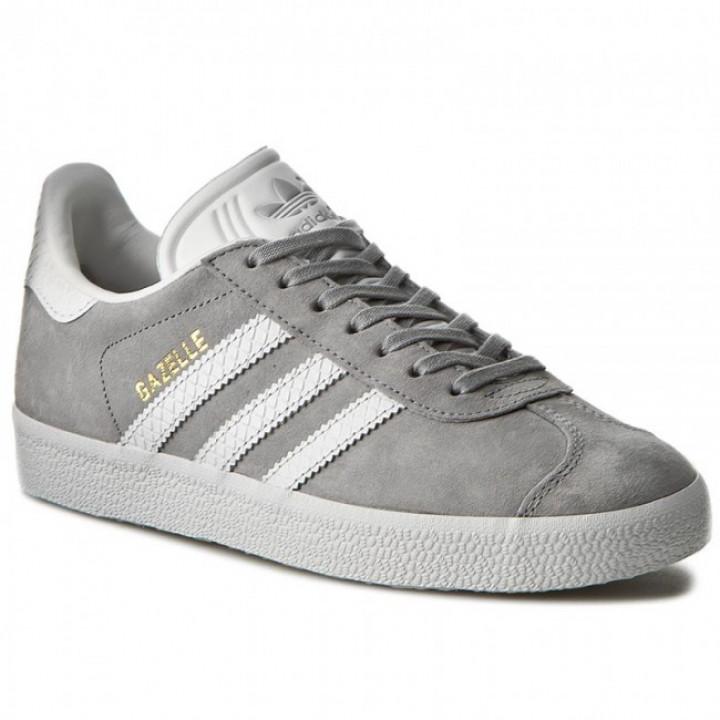 Кроссовки мужские Adidas Gazelle, серые