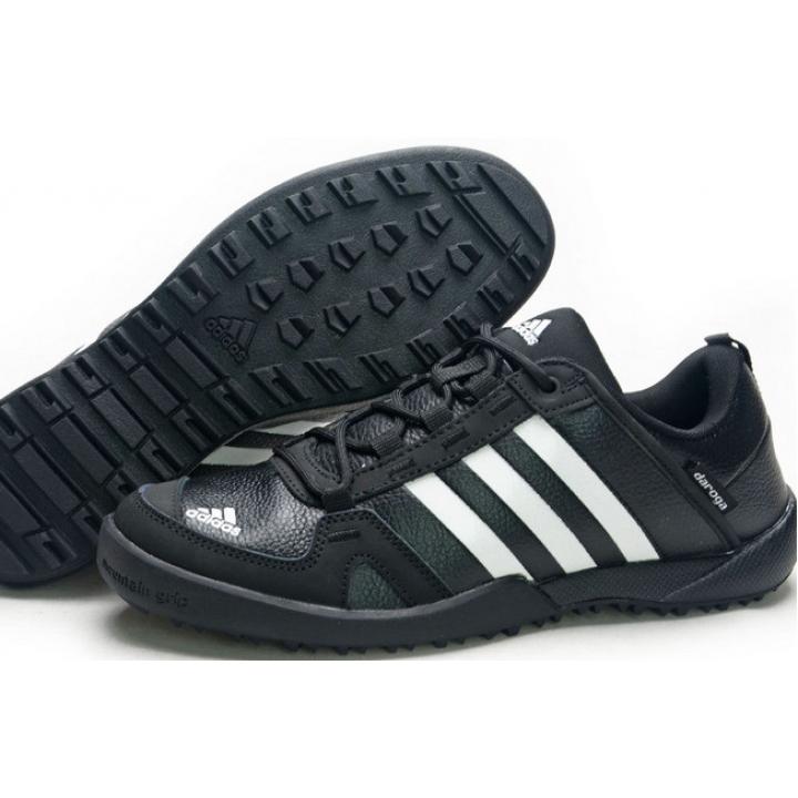 Кроссовки Adidas Daroga кожа с белым