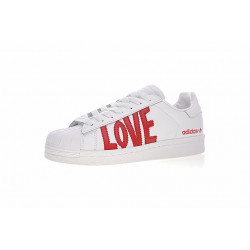 Adidas Superstar 80s HH W Love